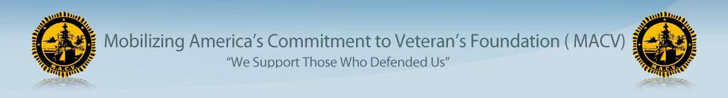 MACV: Mobilizing America's Commitment to Veterans